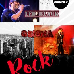 "LA NICOLA CONVERTINO MANAGEMENT SIGLA L'ACCORDO CON LA WARNER PER LA DISTRIBUZIONE DEI ""LED BLACK"" E ""GEISHA""."